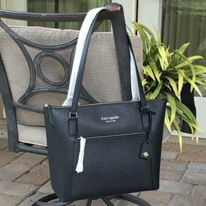 KATE SPADE CAMERON POCKET TOTE laptop